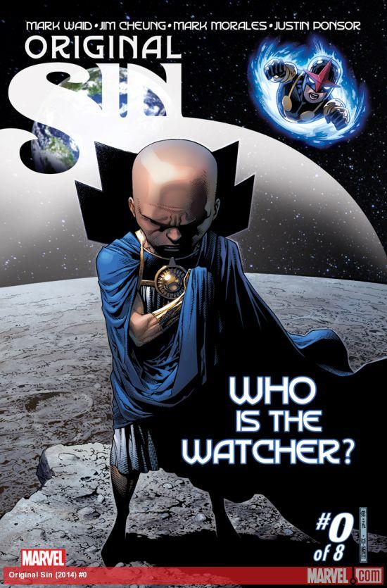 Original Sin 0 - Who is the Watcher?