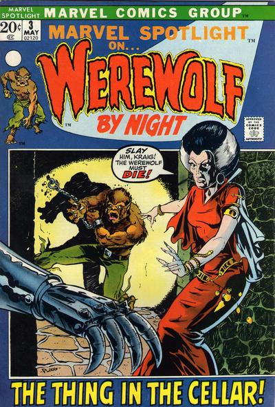 Marvel Spotlight 3 - The Thing in the Cellar!