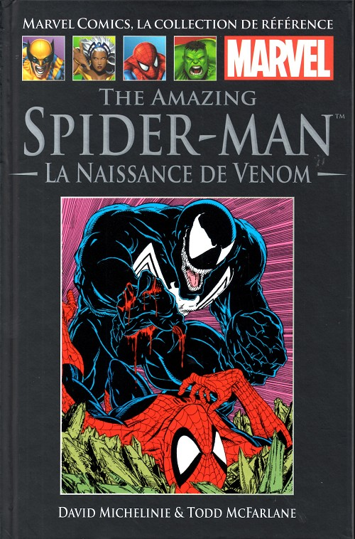 Marvel Comics, la Collection de Référence 11 - The Amazing Spider-Man-La naissance de Venom