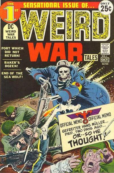 Weird War Tales 1 - The Fort Which Did Not Return