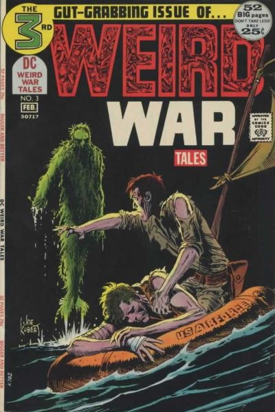 Weird War Tales 3