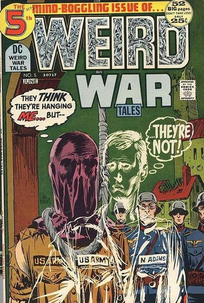 Weird War Tales 5