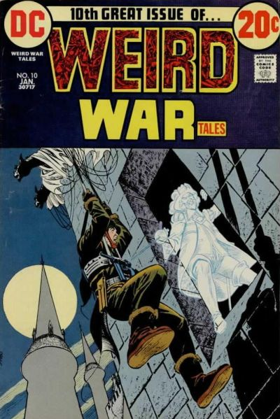 Weird War Tales 10