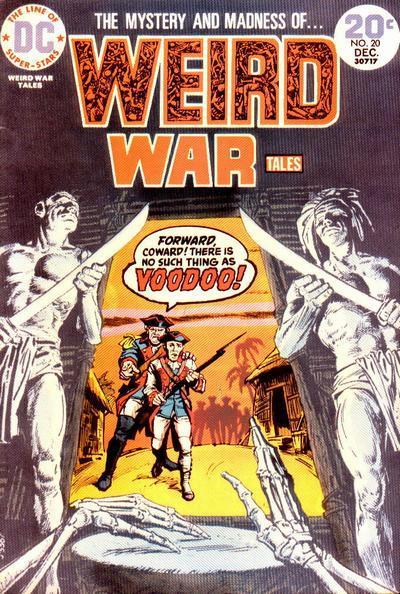 Weird War Tales 20