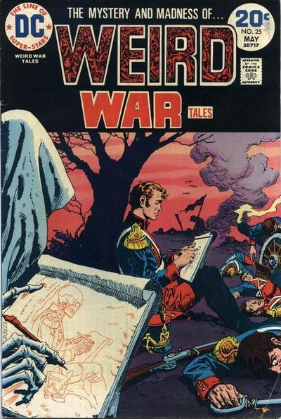 Weird War Tales 25