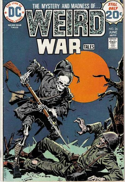Weird War Tales 26