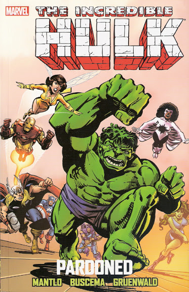 The Incredible Hulk 1 - Pardoned