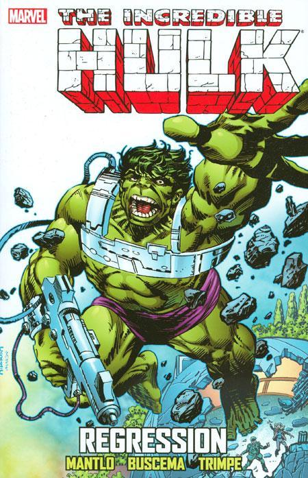The Incredible Hulk 2 - Regression
