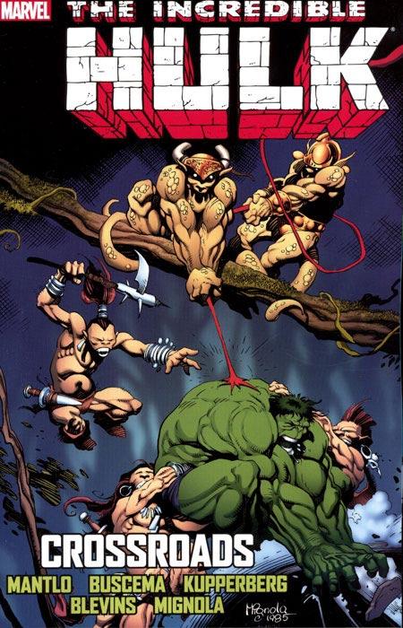 The Incredible Hulk 3 - Crossroads