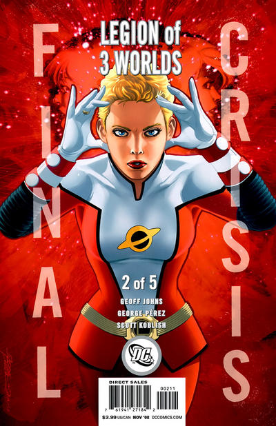 Final Crisis - Legion of Three Worlds 2 - Book Two