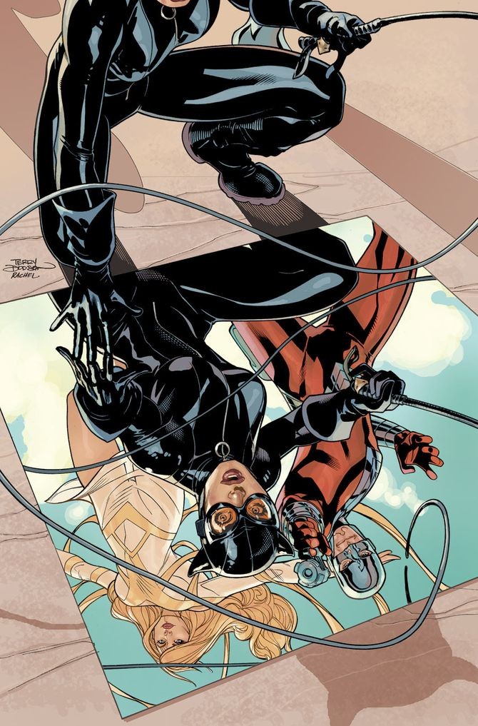 Catwoman 31