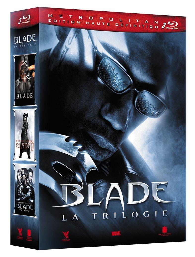 Blade - Trilogie 0 - Blade : La trilogie