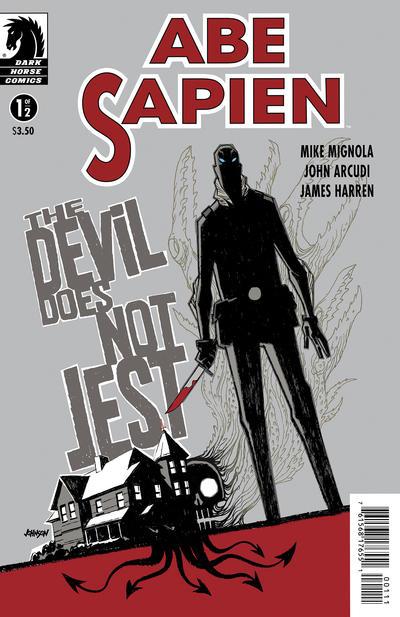 Abe Sapien - The Devil Does Not Jest 1 - The Devil Does Not Jest, Part 1 of 2