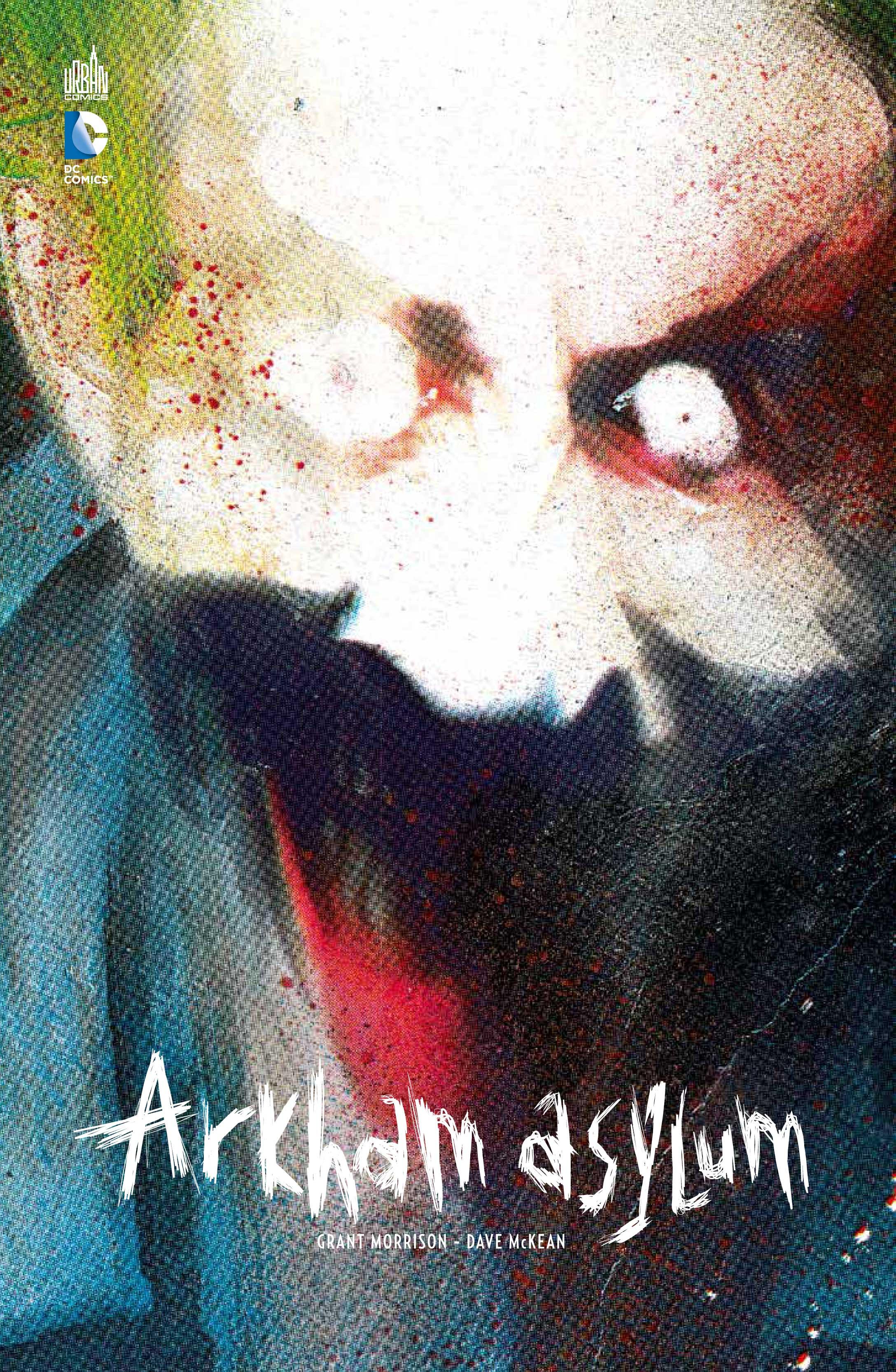 Batman - L'Asile d'Arkham 1 - Arkham asylum