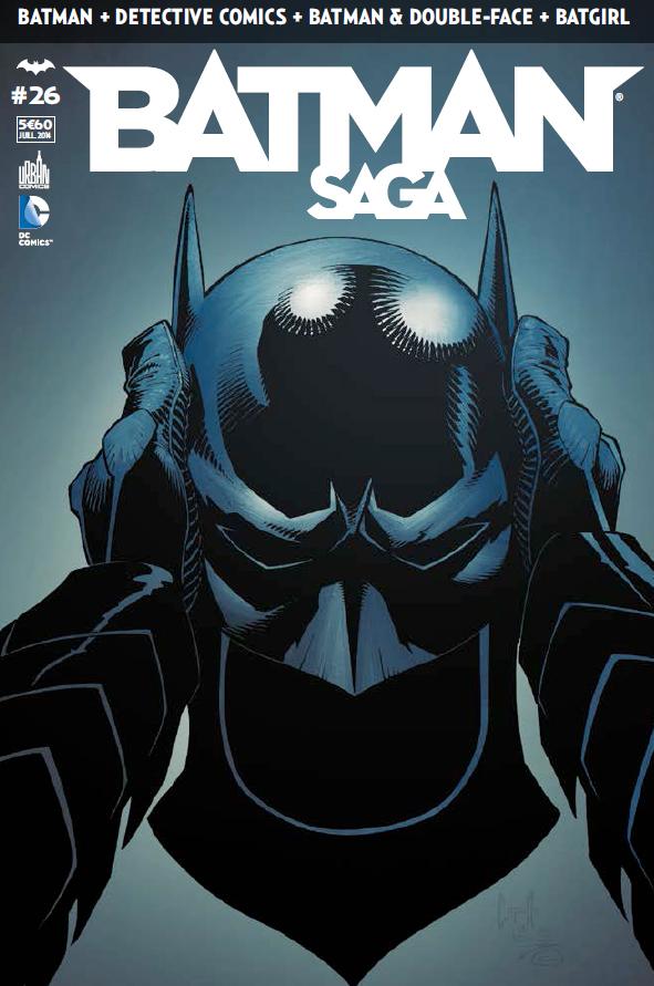 Batman Saga 26