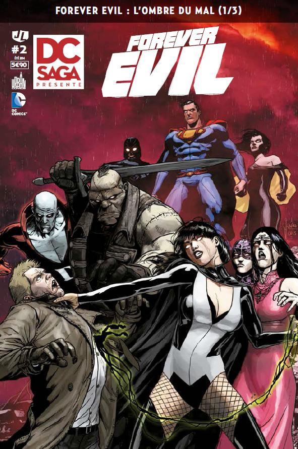 DC Saga présente 2 - FOREVER EVIL : L'OMBRE DU MAL (1/3)