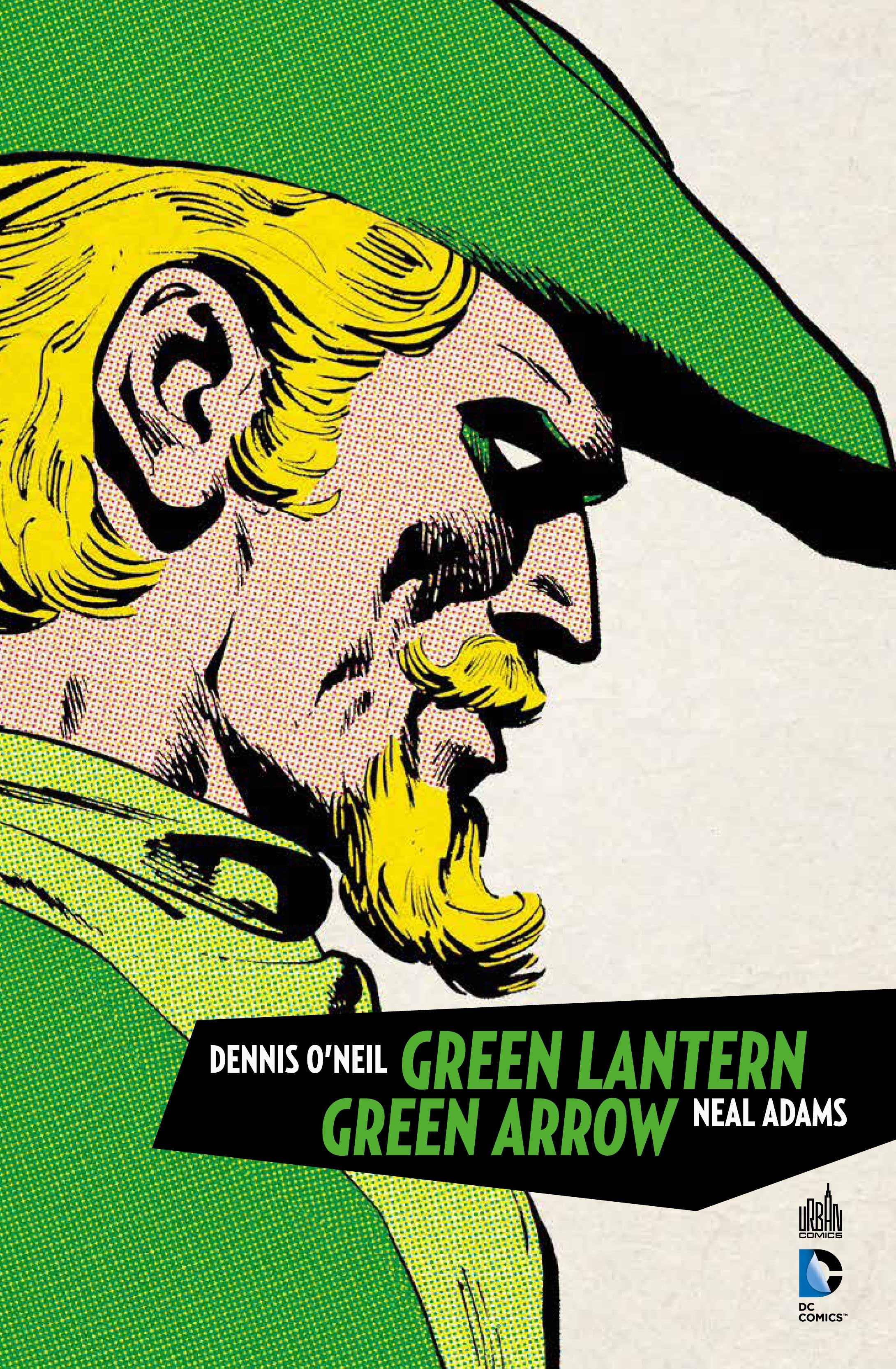 Green Arrow & Green Lantern 1 - Green Arrow & Green Lantern