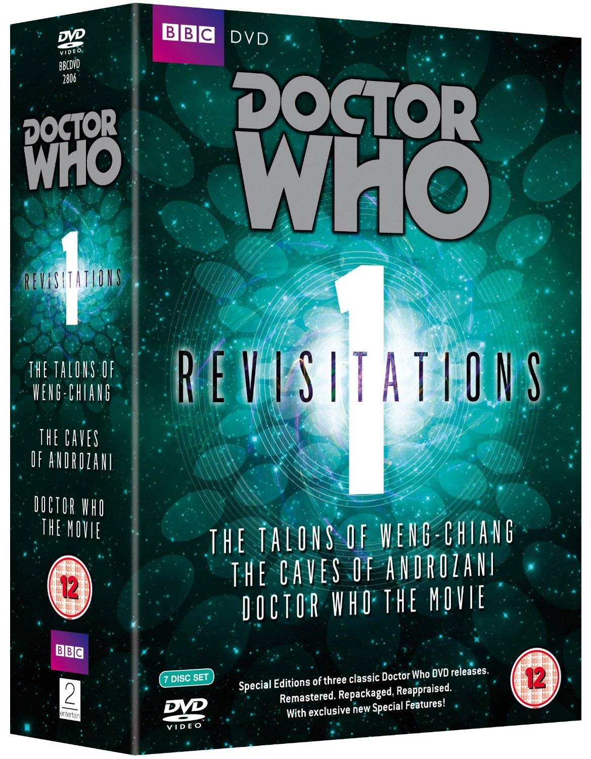 Doctor Who : Revisitations 1 1 - Revisitations 1