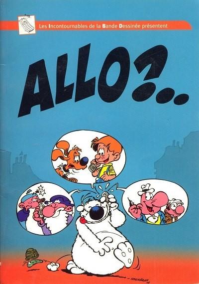 Les incontournables de la BD Française 1 - Allo ?..