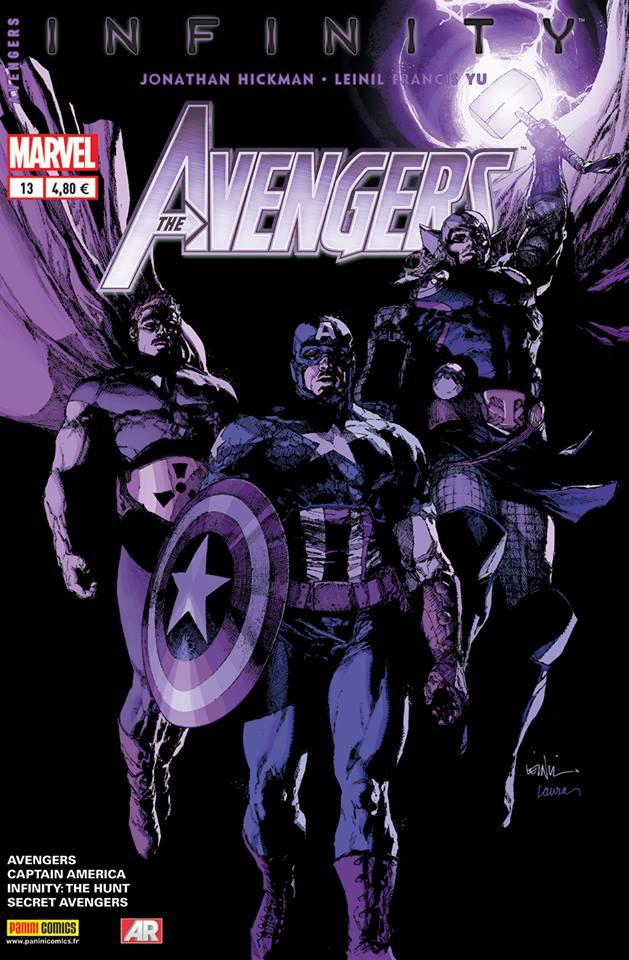 Avengers 13 - Couverture A