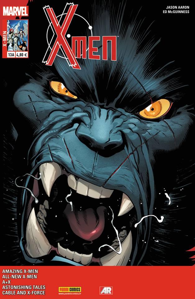 X-Men 13 - Couverture A