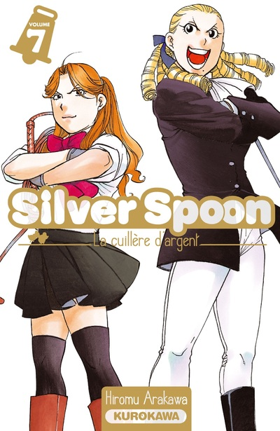 Silver Spoon - La Cuillère d'Argent 7