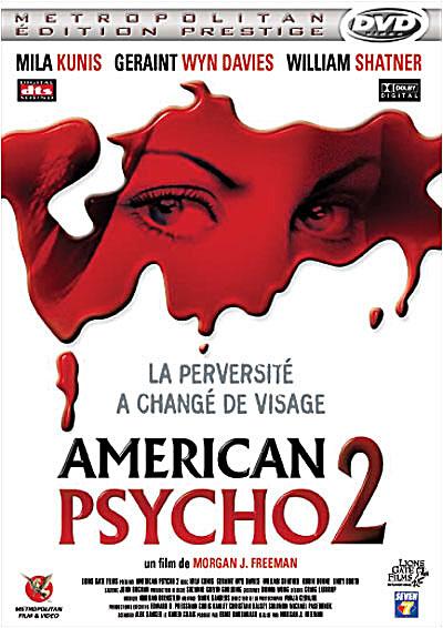 American Psycho 2 0 - American Psycho 2
