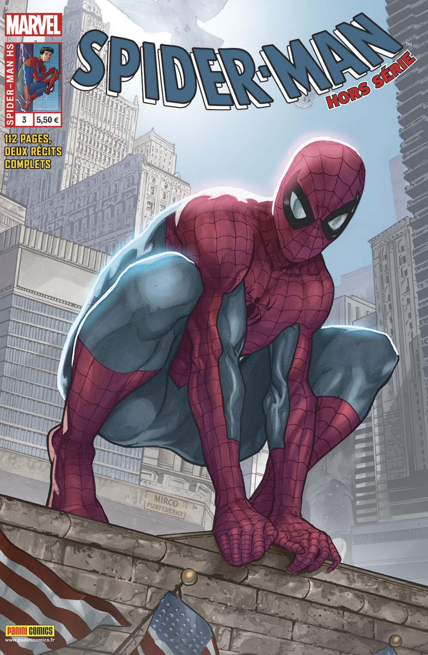 Spider-Man Hors Série 3 - AMAZING SPIDER-MAN 700