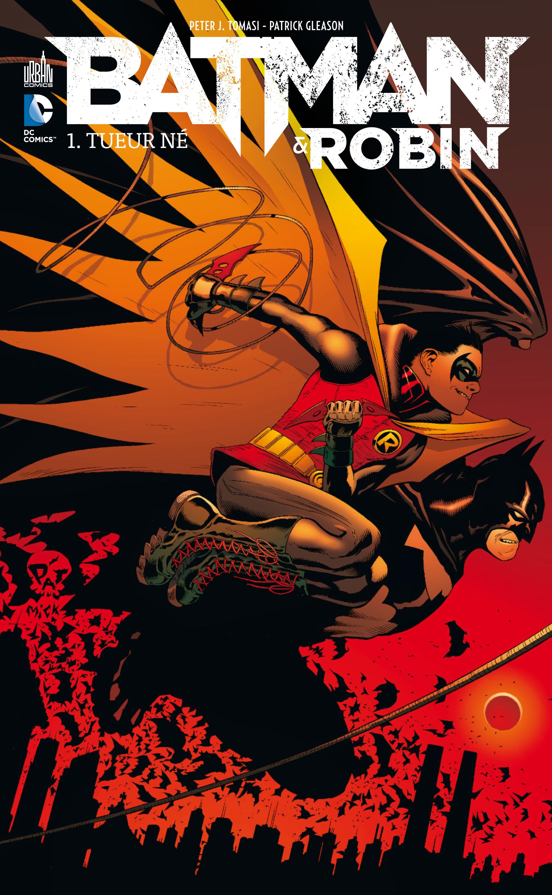 Batman & Robin 1 - Tueur né