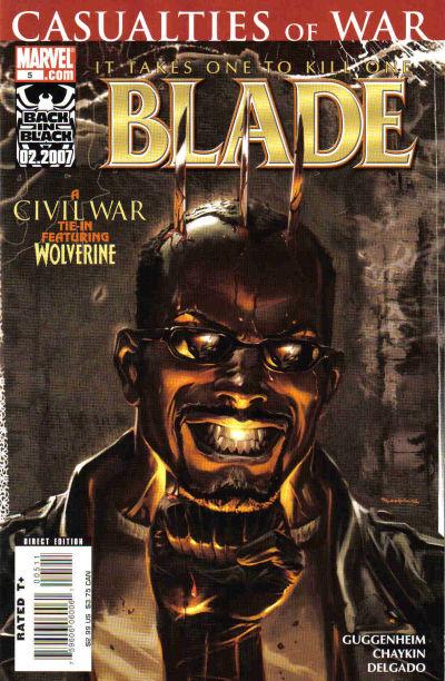 Blade 5 - Vendetta's Echo
