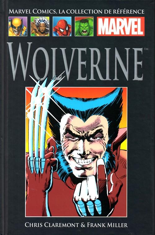 Marvel Comics, la Collection de Référence 5 - Wolverine