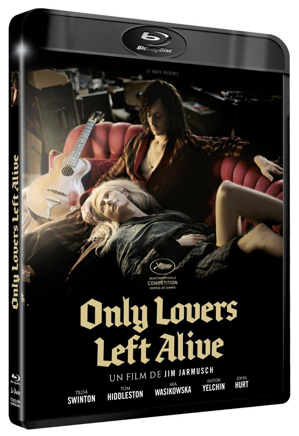 Only Lovers Left Alive 0