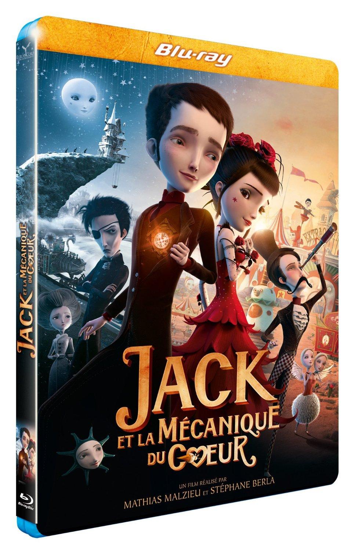 Jack et la mécanique du cœur 0
