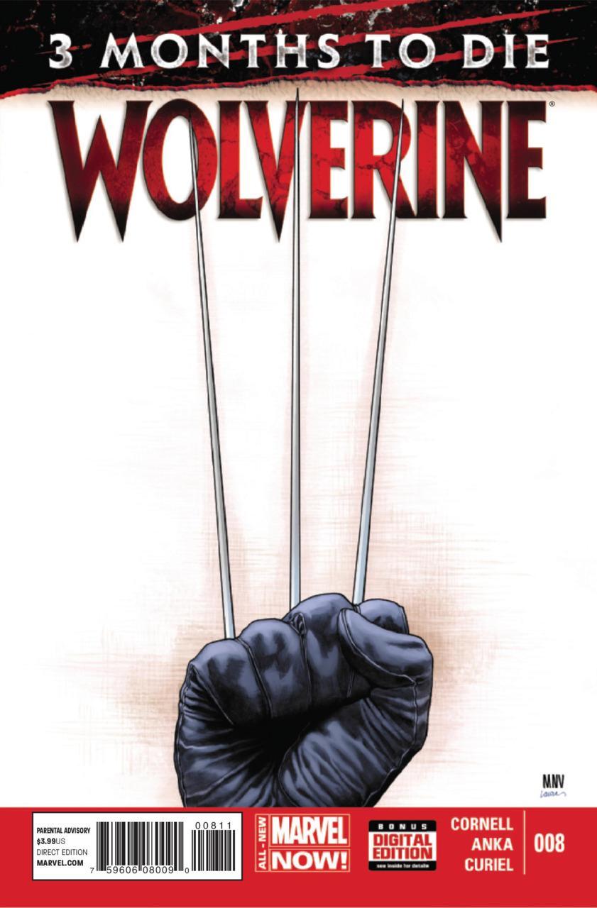 Wolverine 8 - Issue 8