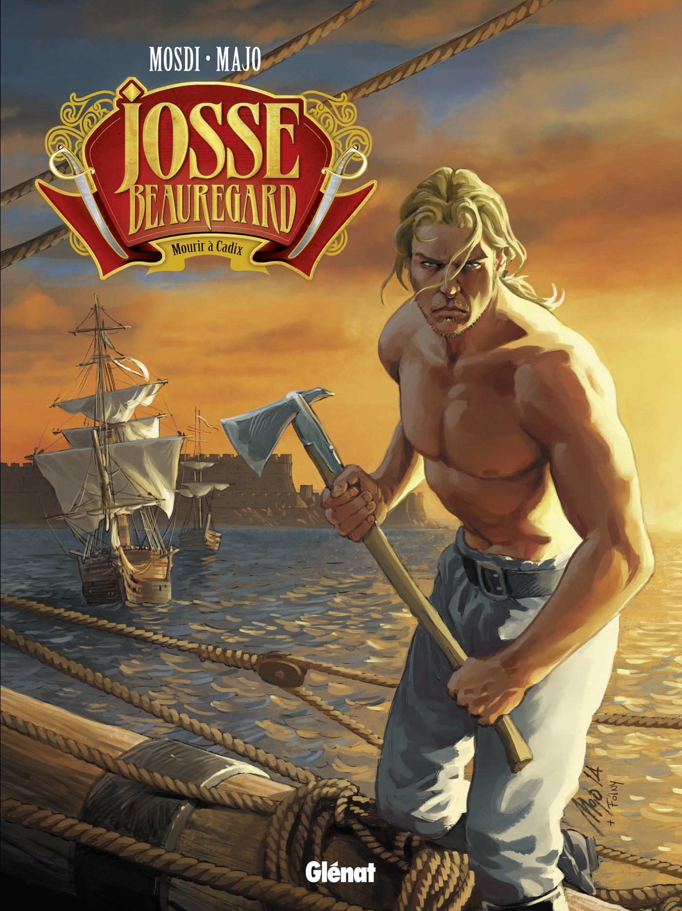 Josse Beauregard 2 - Mourir à Cadix