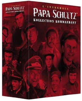Papa Schultz 0 - Papa Schultz : l'intégrale