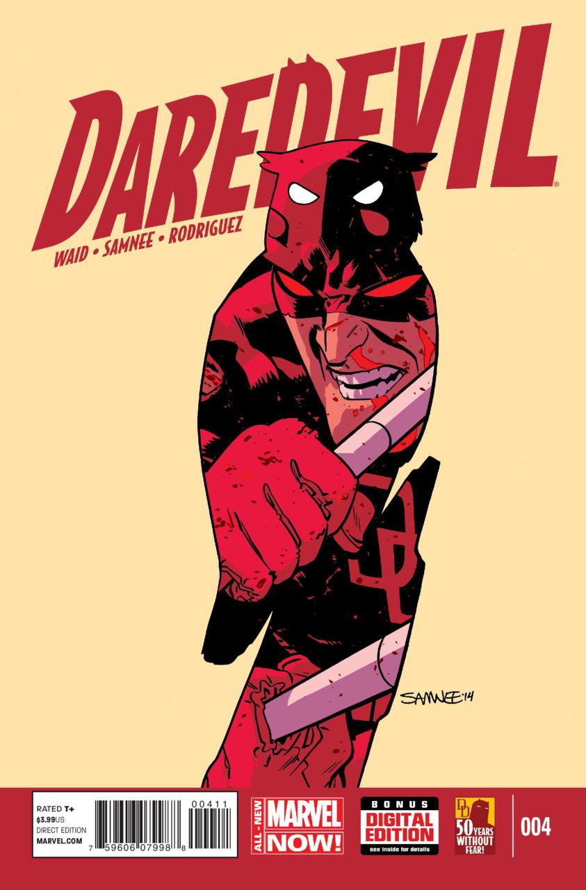 Daredevil 4 - Issue 4