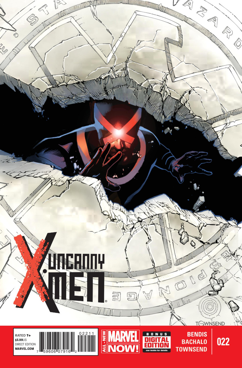 Uncanny X-Men 22 - Issue 22