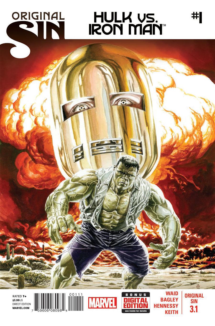 Original Sin 3.1 - Hulk Vs. Iron Man #1
