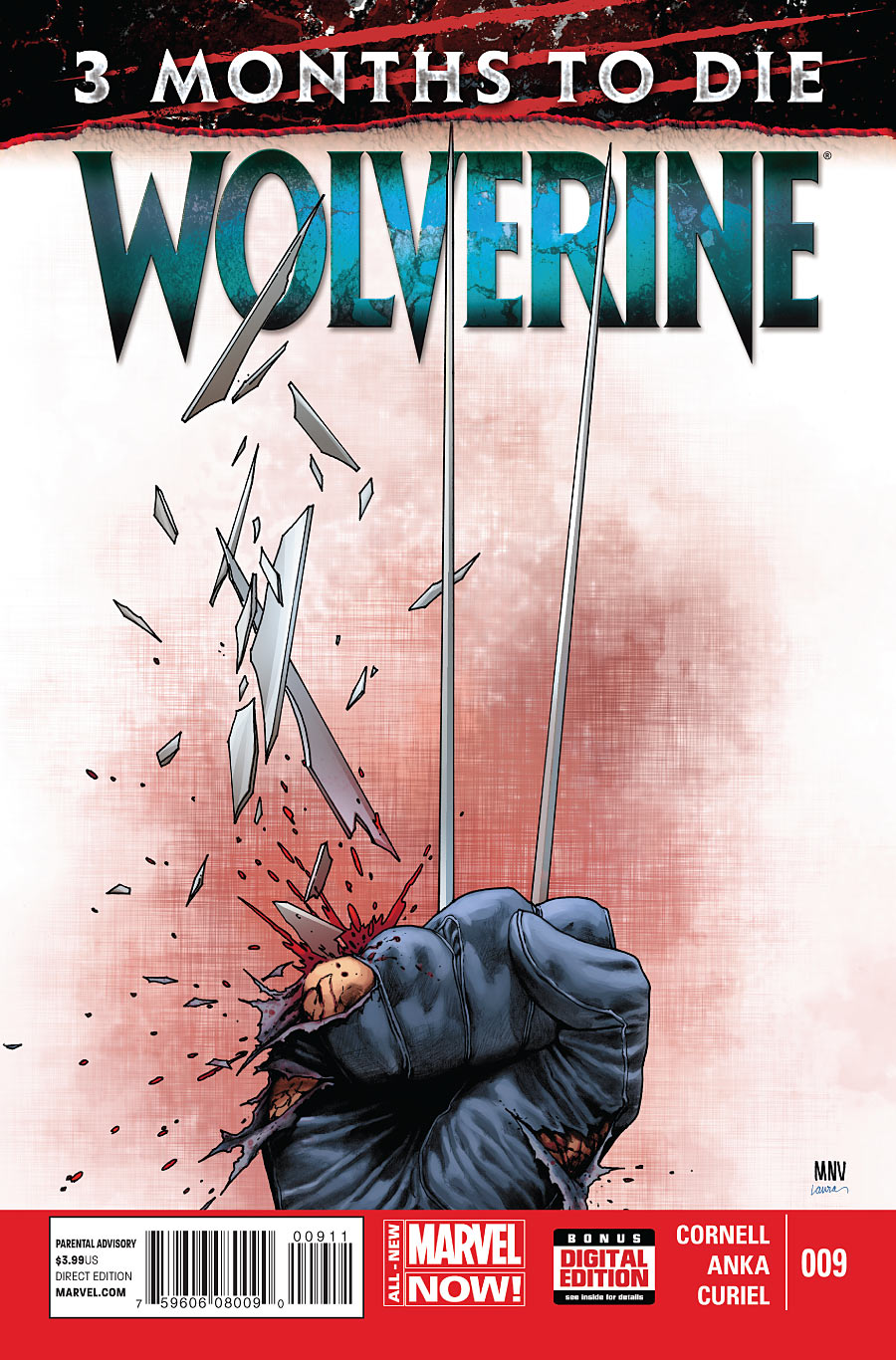 Wolverine 9 - Games of Deceit and Death Part Two of Two