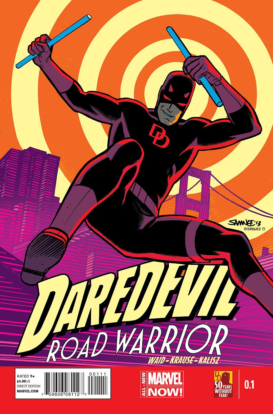 Daredevil 0.1 - Road Warrior