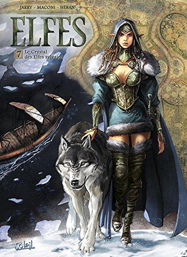 Elfes 7 - Le Crystal des Elfes sylvains