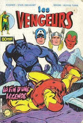 Avengers 7 - La fin d'une Légende