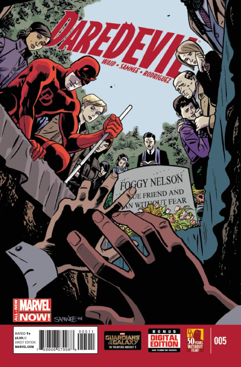 Daredevil 5 - Issue 5
