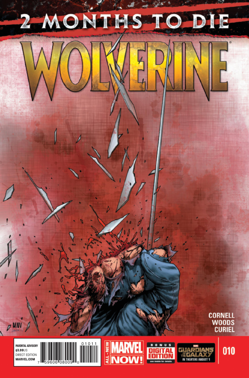 Wolverine 10 - Two Months To Die: The Last Wolverine Story Part One of Three