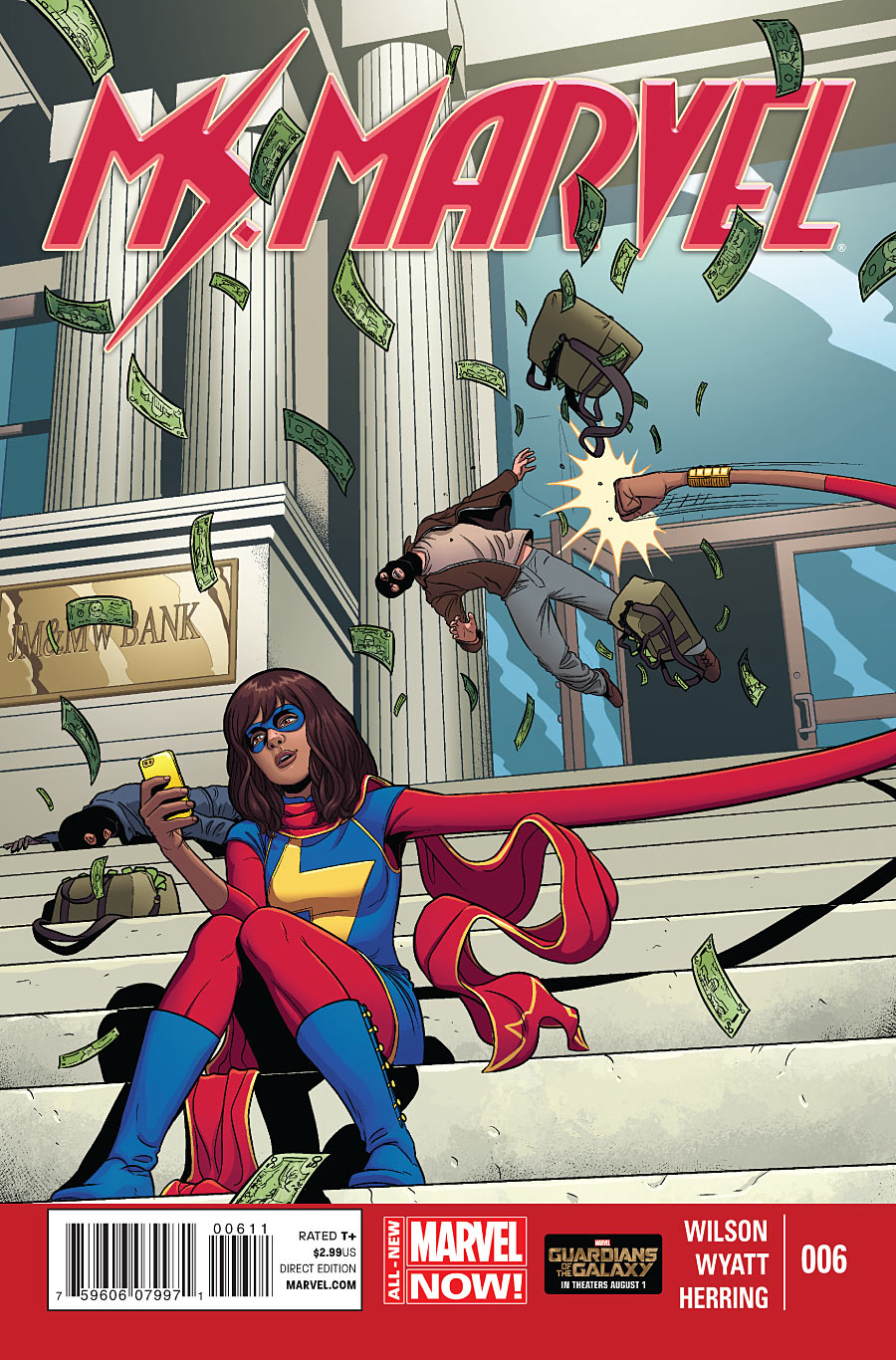 Ms. Marvel 6 - Issue 6
