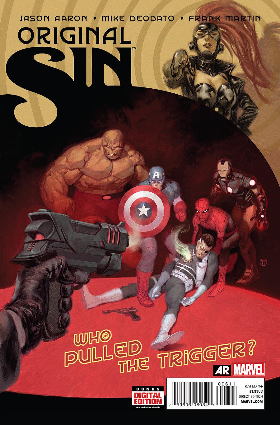 Original Sin 6 - Issue 6