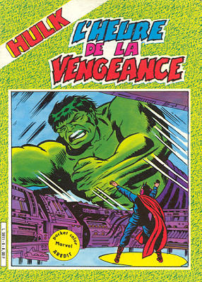 Hulk 6 - L'heure de la vengeance