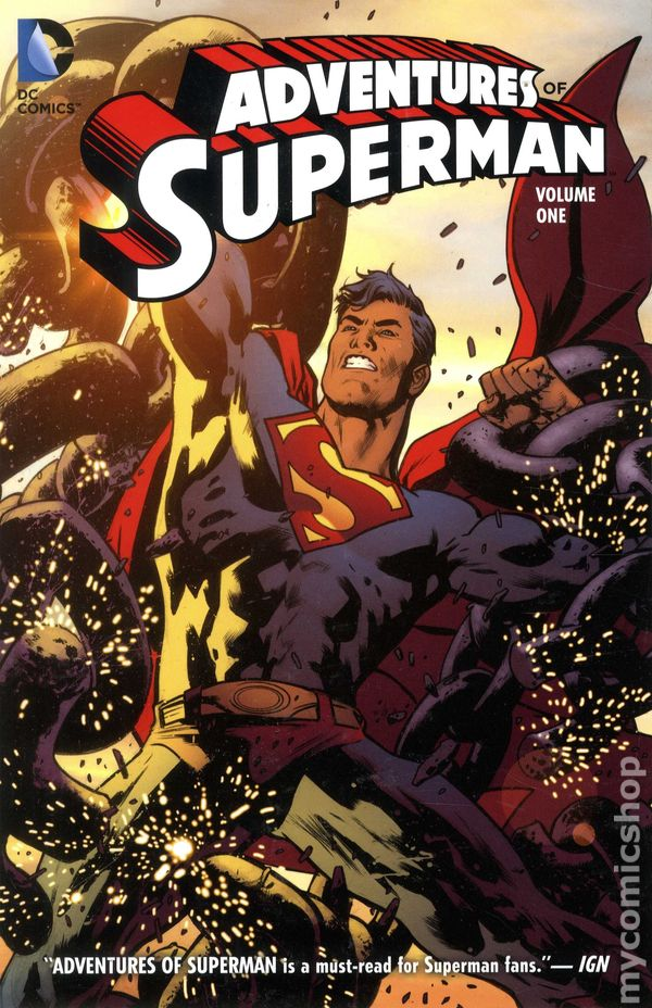 The Adventures of Superman 1 - Adventures of Superman volume one