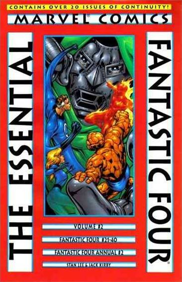 Fantastic Four 2 - Essential Fantastic Four 2